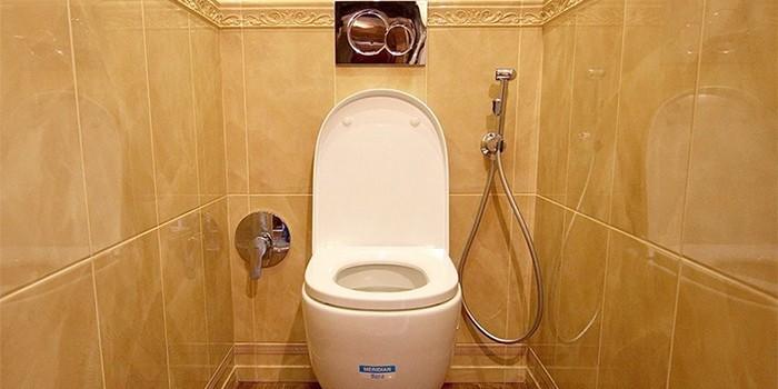 Как подключить гигиенический душ