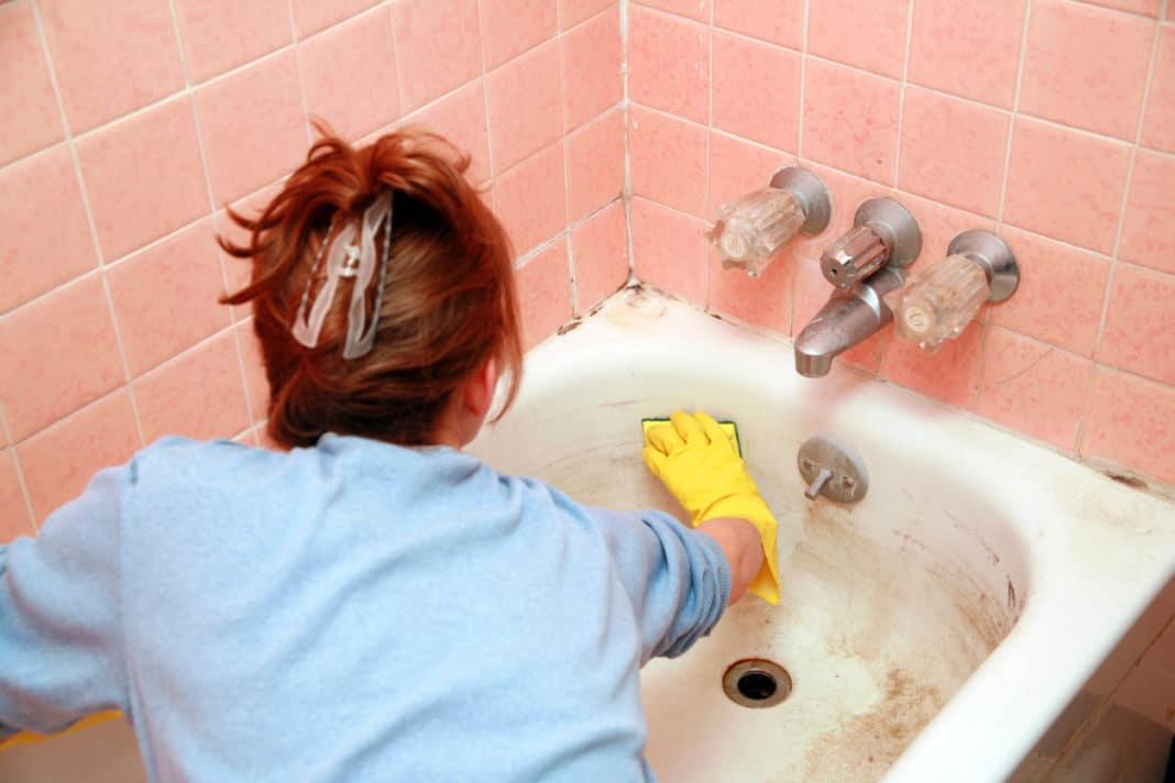 Чистка ванн в домашних условиях 448