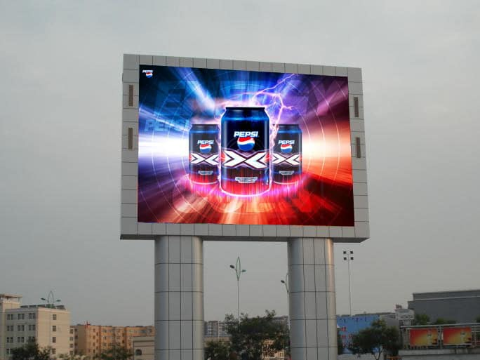 Особенности светодиодных экранов