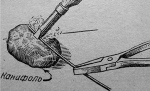Как пользоваться паяльником с канифолью