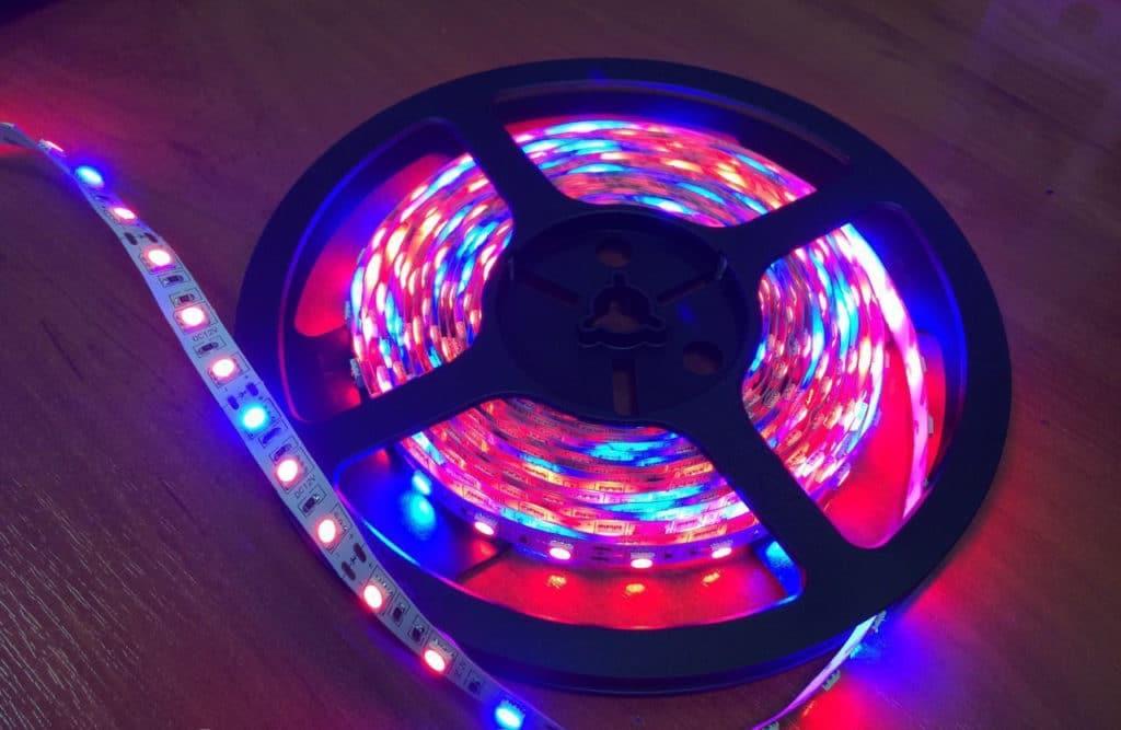 Светодиоды для создания лампы