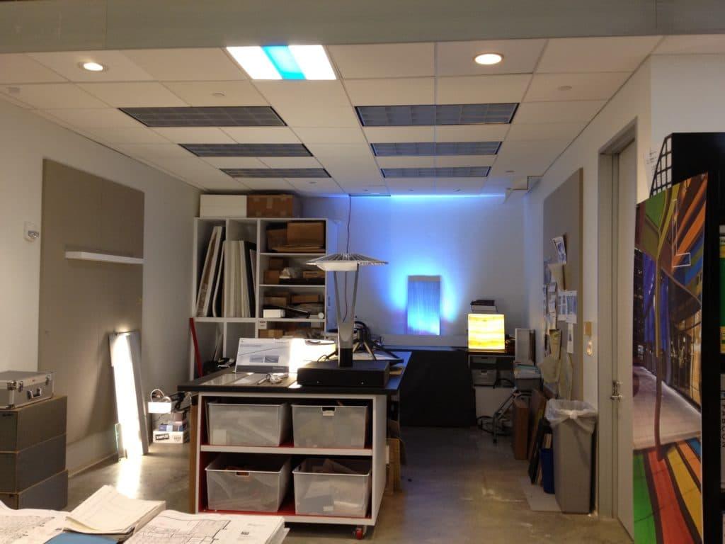 LED-освещения в гараже