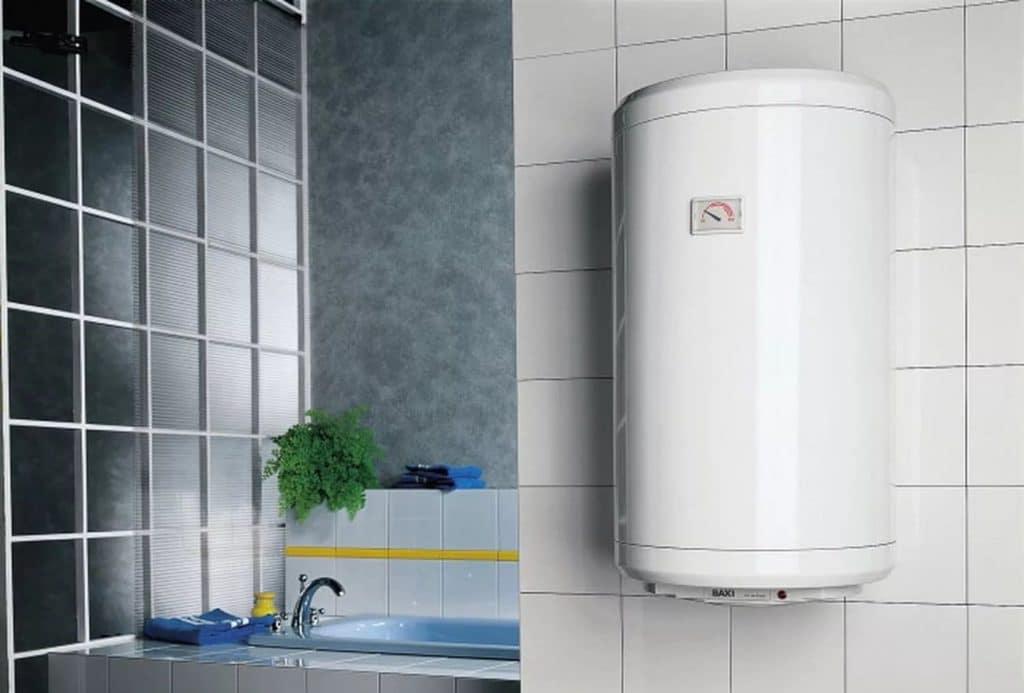 Настенный проточный водонагреватель
