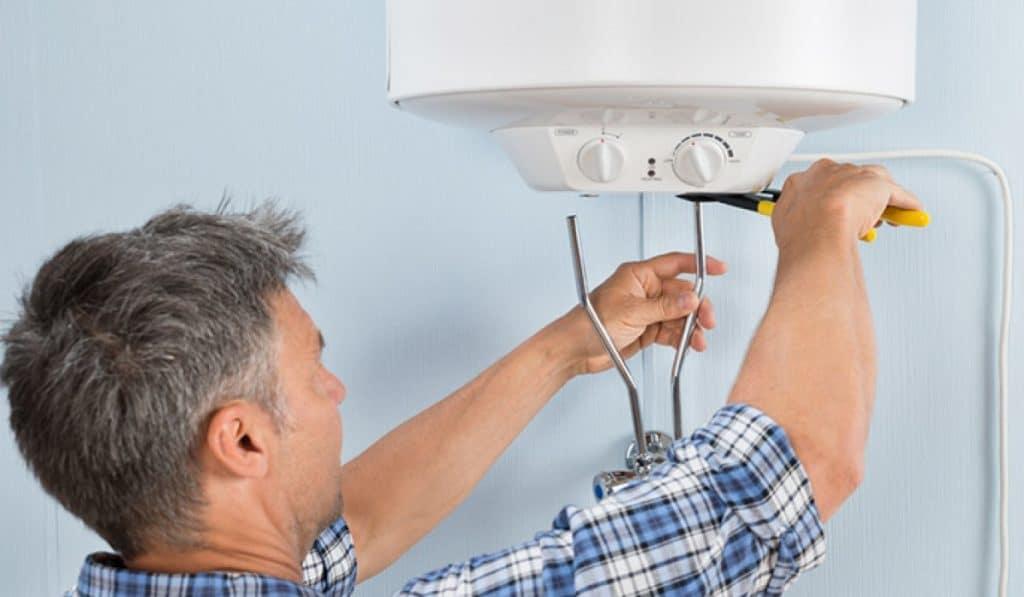 Подключение нагревателя к водопроводу