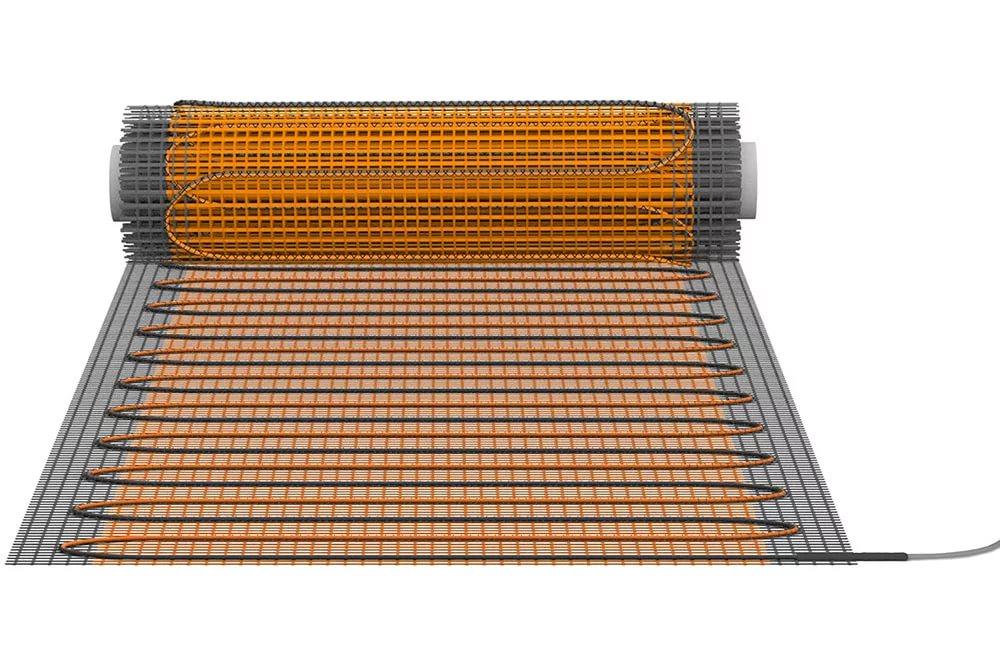 тёплый пол электрический под плитку плюсы и минусы