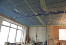 Чем привлекательны холодные потолки: устройство, преимущества, особенности монтажа