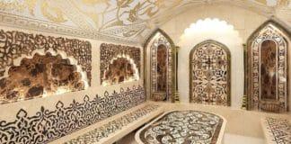 Вентиляция хамама