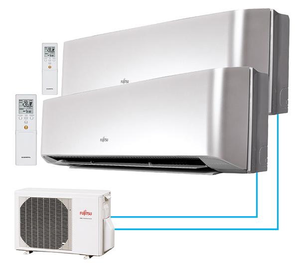 Сплит-система Fujitsu — климатическое оборудование нового поколения