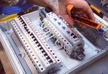 Монтаж щитка для квартиры: схема, сборка, установка и подключение электрощитка