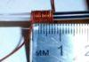 Таблица: диаметр провода – сечение провода